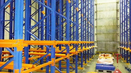 What is drive in pallet rack