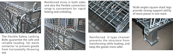 metal-cage-containers