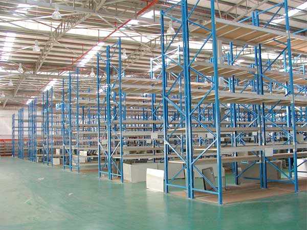 How to improve the working efficiency of rack manufacturers