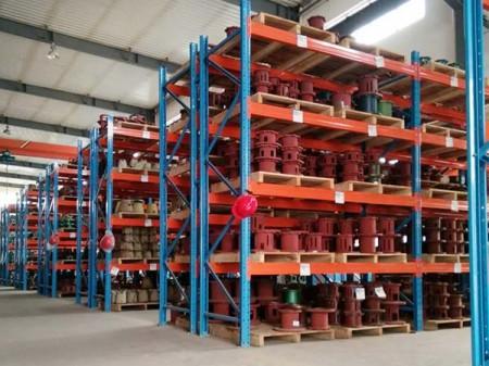 Causes of deformation of shelving storage rack