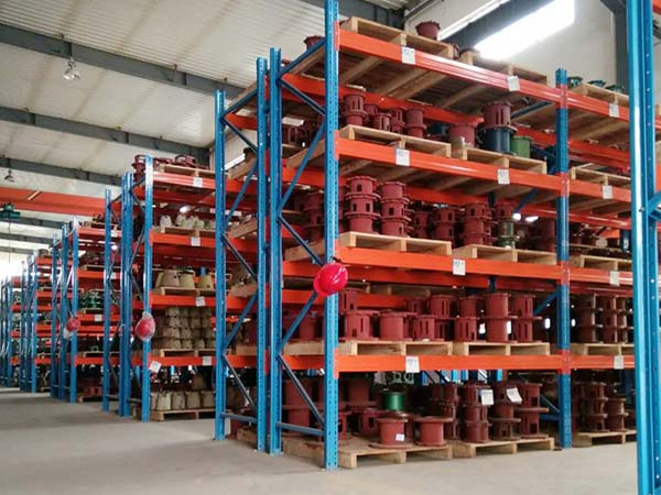Causes of deformation of shelving storage rack