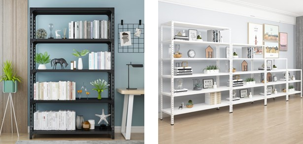 Economical and Durable Angle Steel Shelving