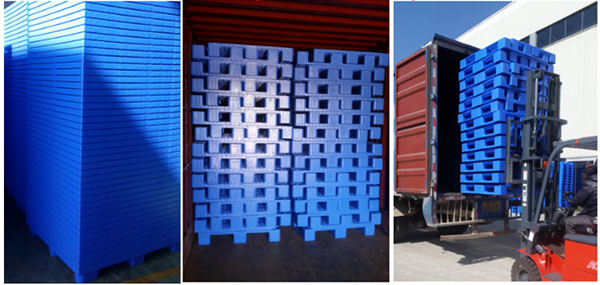 Precautions for use and maintenance of plastic pallet