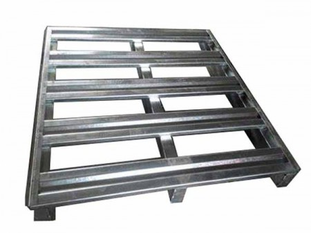 What do you know about the advantages of steel pallets