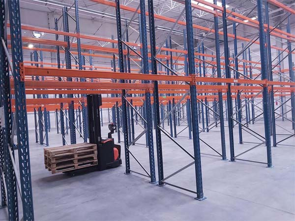 How to make the best use of racking system space