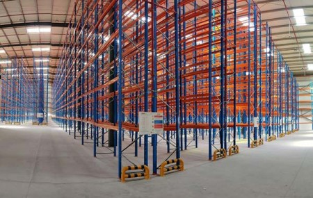 Benefits of green warehousing racks