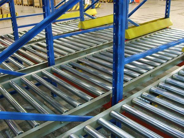 Aceally gravity rack manufacturer
