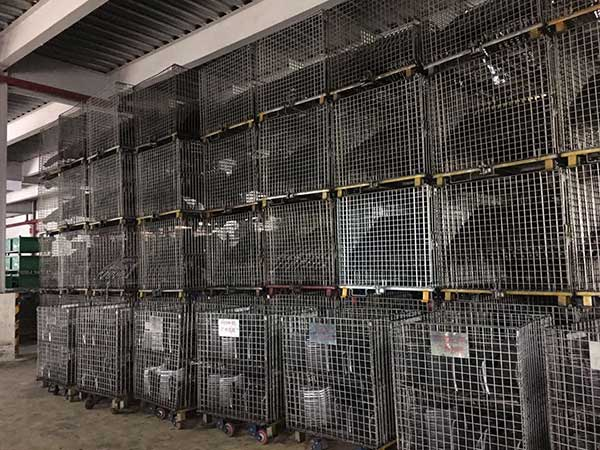 How to consider the practicability of storage cage